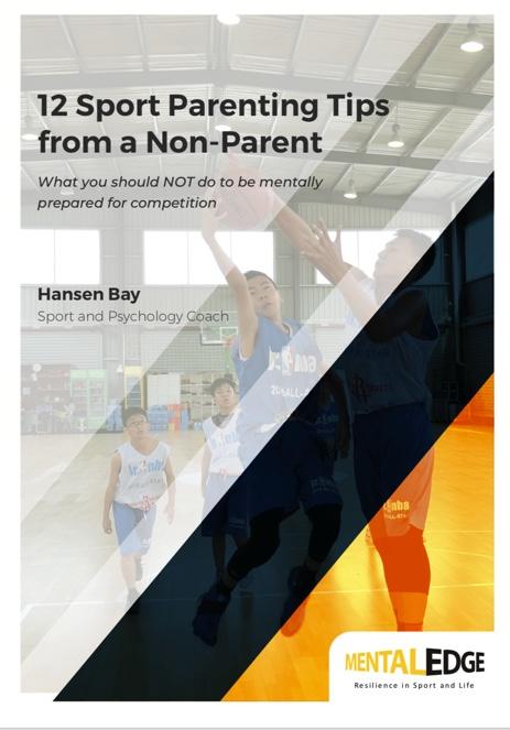 12 Sport Parenting Tips